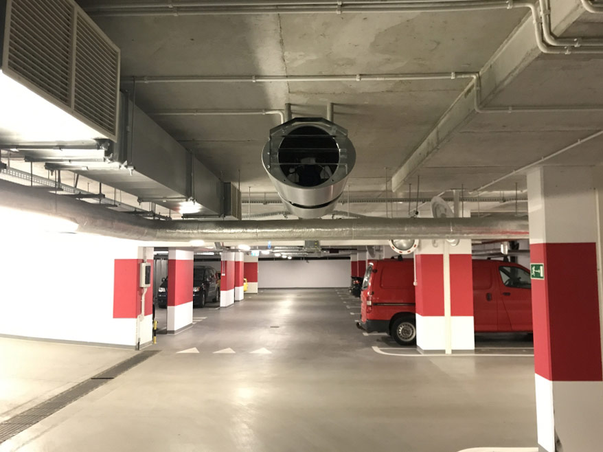 Afseco Car Park Systems